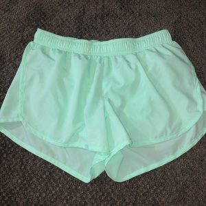 Old Navy Mint Active Shorts